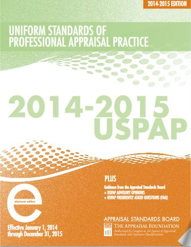 Is your equipment appraisal report USPAP compliant