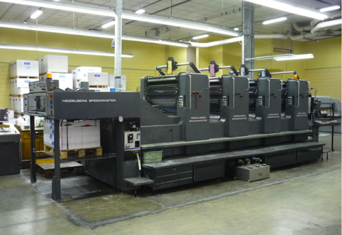 Printing Mail Room Equipment